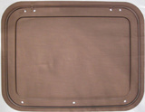 1983 to 1992 Copper-Colored Single-Pane Skylight