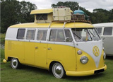 VW Westfalia '64-'67 Poly-Cotton
